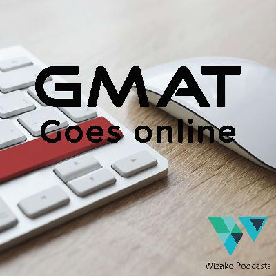 GMAT Goes Online | Take the GMAT exam at home