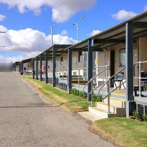 Shire of Northam president Chris Antonio praises first responders who attended to the riots at the Yongah Hill Immigration Detention Centre
