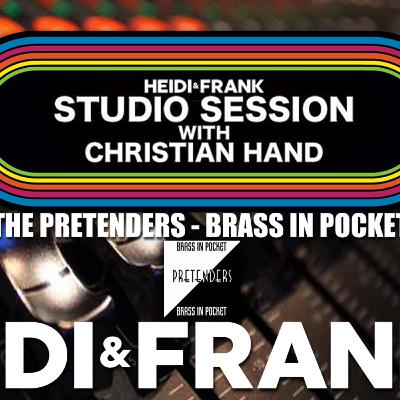 HF Studio Session With Christian James Hand 03/08/21