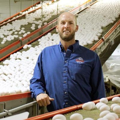 Trey Braswell: Extraordinary Farmer, Extraordinary Eggs