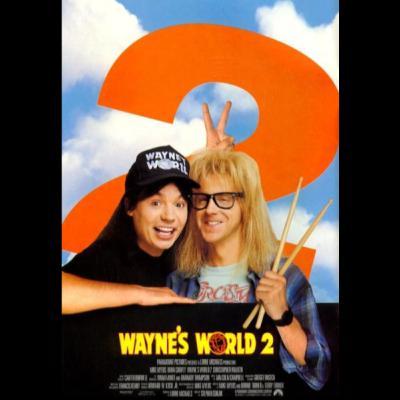 Wayne's World 2 Teaser Trailer