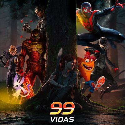 99Vidas 445 - Os Melhores Jogos de 2020
