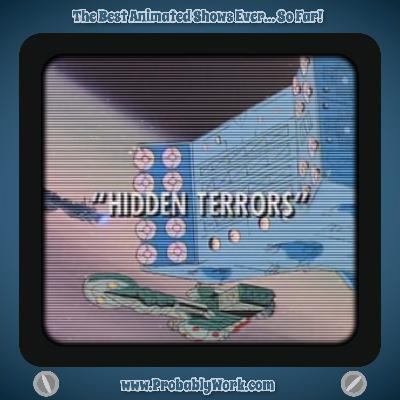 "ExoSquad (1994), S01E03, ""Hidden Terrors"""