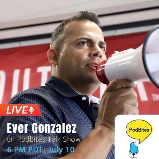 Ever Gonzalez on Podbites #GoLive #Interview