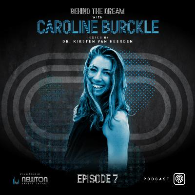 Episode #7: US Olympic medallist, swimmer Caroline Burckle, talks about embracing her difference, self-discovery and mental health