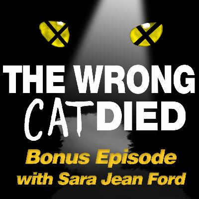 Ep12 - Sara Jean Ford, Jellylorum from the 2016 Broadway revival
