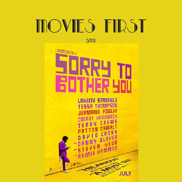529: Sorry To Bother You