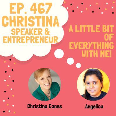 Christina Eanes - Speaker & Entrepreneur