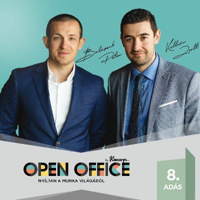 8. Toborzási ipar a színfalak mögül: Talentuno   Open Office Podcast