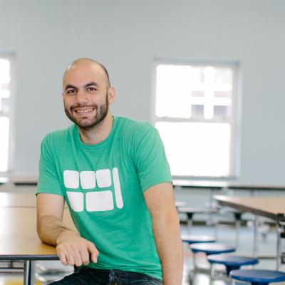 Episode 92: Dan Giusti: From Noma to the School Cafeteria