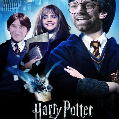Joey from SWP turns Harry Potter and the Chamber of Secrets into a toad Episode 54 GTSC podcast