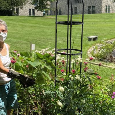 Greening the Globe, Green Sanctuary Sunday Service with Rev. Jaye Brooks