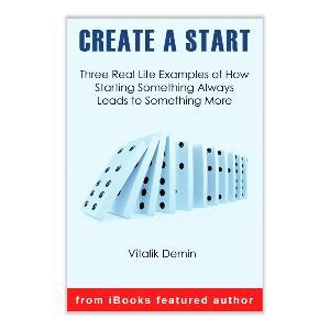 "I narrate my own ebook ""Create A Start"""