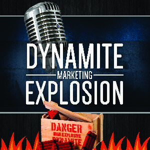 DME 001 - Sterling Valentine Talks List Building - Dynamiet Marketing Explosion Podcast Giving Quality Advice To Early Stage Marketers
