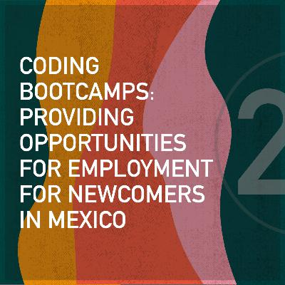 Coding Bootcamps: Providing Opportunities for Employment for Newcomers in Mexico