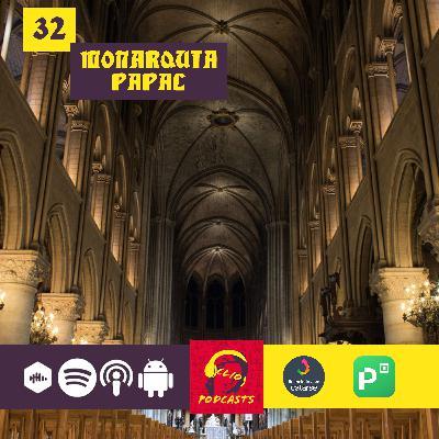 Medievalíssimo #032: Existiu uma Monarquia Papal na Idade Média? feat. Leandro Rust (UnB)