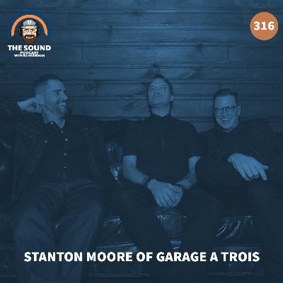 Stanton Moore of Garage a Trois