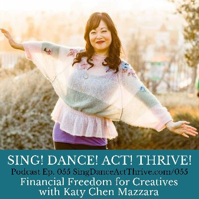 Financial Freedom for Creatives with Katy Chen Mazzara
