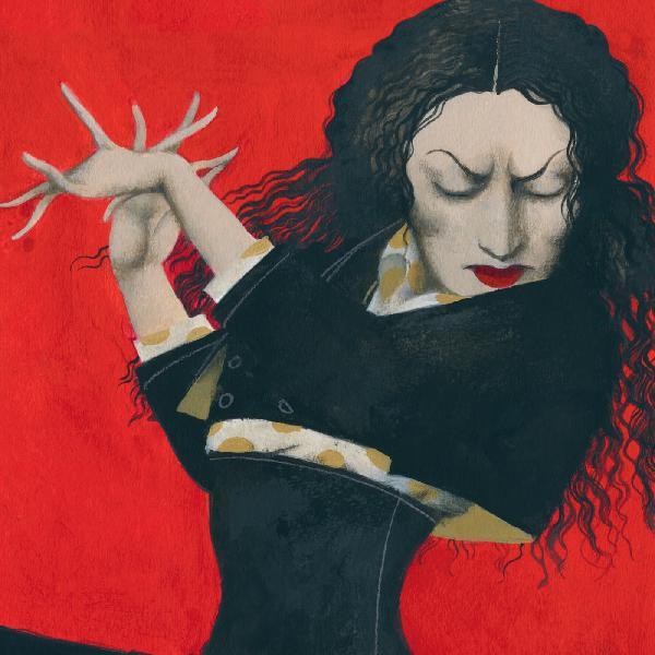 Carmen Amaya Narrated by Tanja Babich