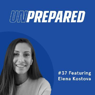 037 - Unprepared: Personalizing Your SMS Marketing with Elena Kostova