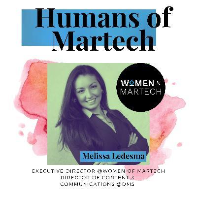 26: Melissa Ledesma: Women of Martech