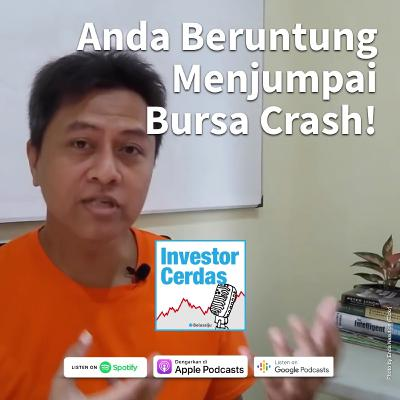 Anda Beruntung Menjumpai Bursa Crash