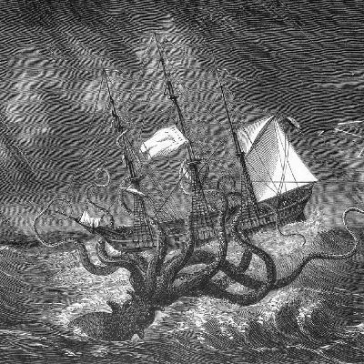 Le Kraken a-t-il existé ?