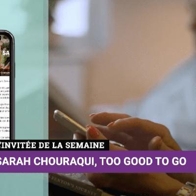 Business Club de France TV S2021 E50 S. Chouraqui -  Too Good To Go
