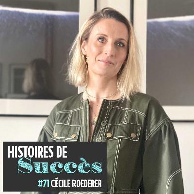 Cécile Roederer, fondatrice de Smallable.com