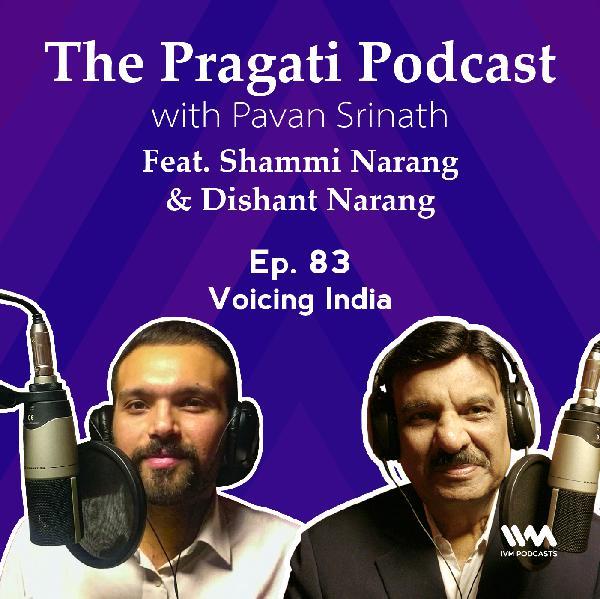 Ep. 83: Voicing India