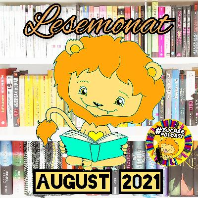 Lesemonat August 2021