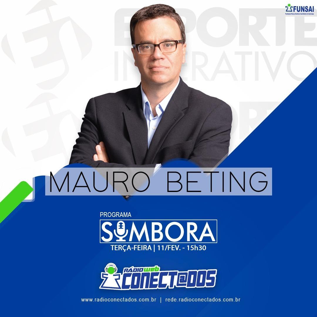 Simbora com Mauro Beting - 11-02-20