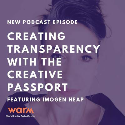 Imogen Heap: Creating Transparency With the Creative Passport