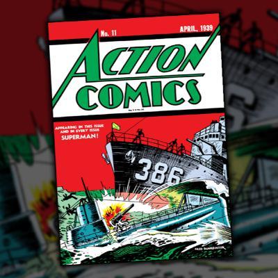 Action Comics #11 (April, 1939)