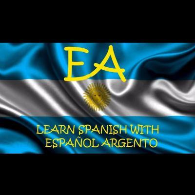 E. 01 Learn Spanish with Español Argento