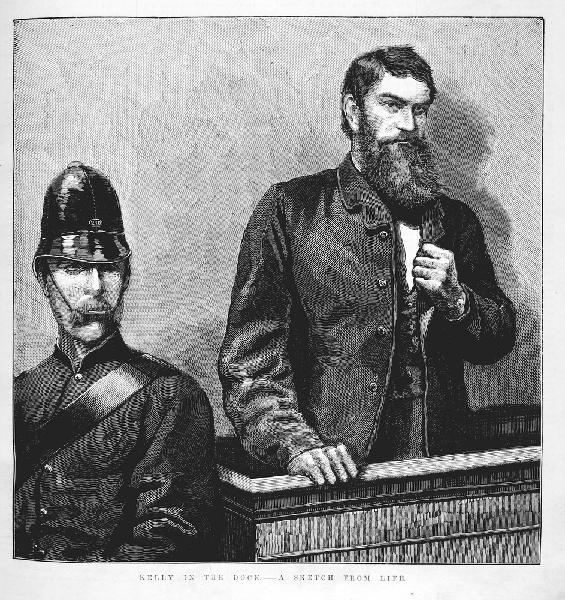 Ep 17 Kellys: Neds Trial: Australian History