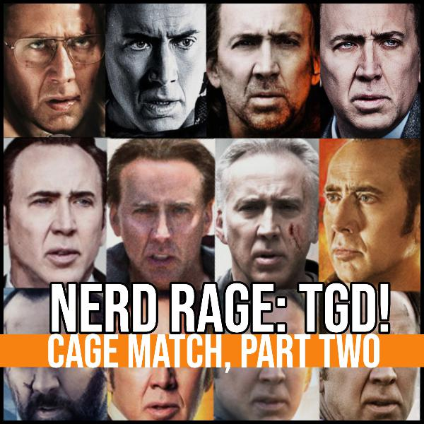 The Nic Cage Tournament, Part Two