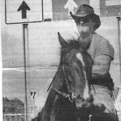 UPDATE ON THE LONE HORSEMAN - Travelling America By Horseback Larry Sarver