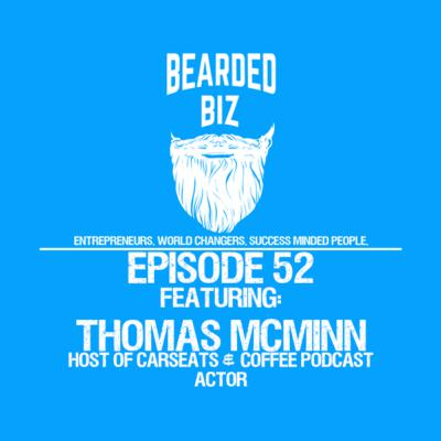 BB - Ep. 52 - Thomas McMinn - Host of Carseats & Coffee Podcast