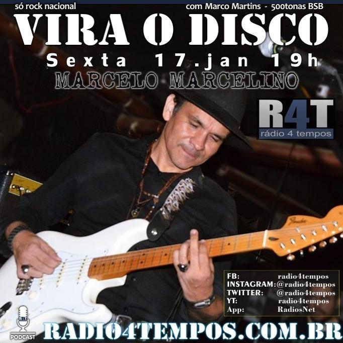 Rádio 4 Tempos - Vira o Disco 52:Rádio 4 Tempos