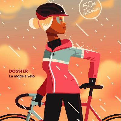 Episode 50 : Pro Velo Info -  La mode à vélo