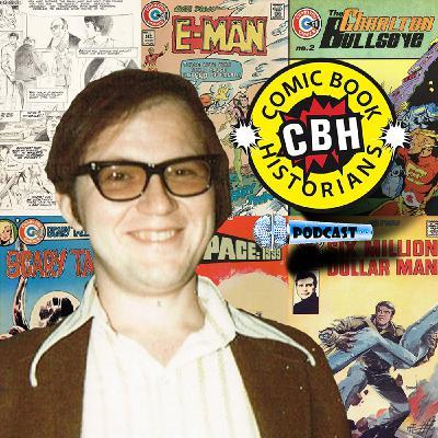 Joe Staton: E-Man Comic Artist part 1 with Alex Grand & Jim Thompson