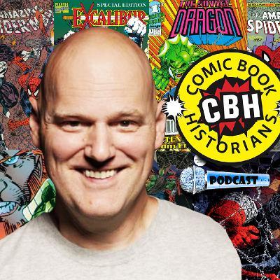 Erik Larsen: Comic Book Maker Part 2 with Alex Grand & Jim Thompson