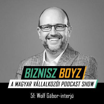 51. Wolf Gábor interjú: marketingről, guru-szerepről, pénzről és életcélokról — őszintén