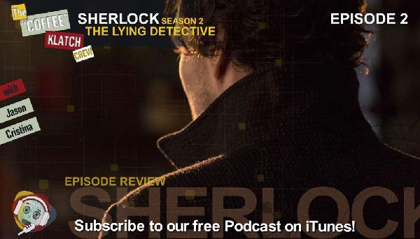 SHER - Sherlock S4 E2 Review - Westworld
