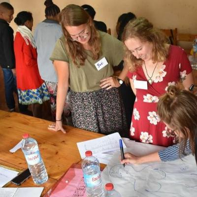 Sustainability Now! | Hannah Gray + Jozi Uebelhoer | Peace Corps Madagascar | Oct. 19, 2020