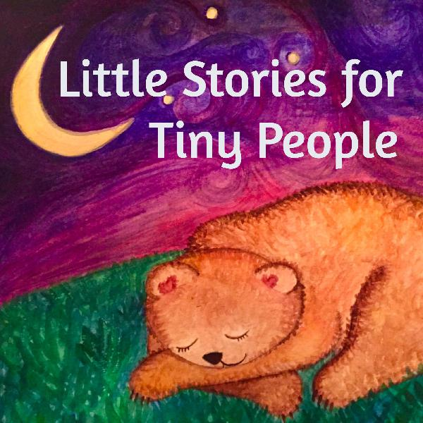 Little Bear Goes Over the Hill: A Story for Kids