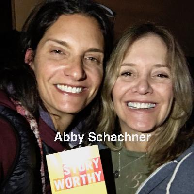 598 - How To Say 'You Can Let Go Now' with Comedian Abby Schachner