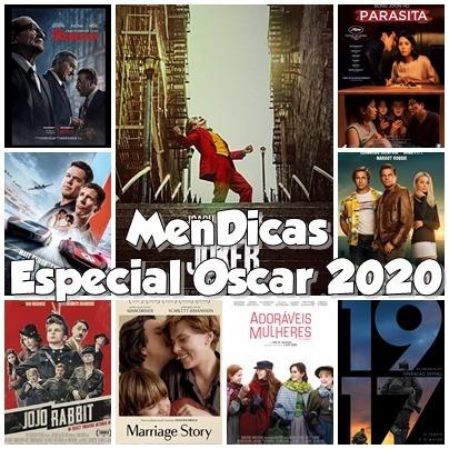 MenDicas #7 - Especial Oscar 2020