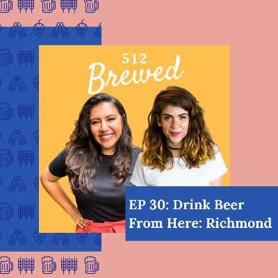 Ep 30: Drink Beer From Here: Richmond | Hardywood Brewing Richmond Lager